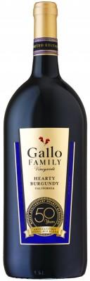 Gallo Family Heart Burgundy 50