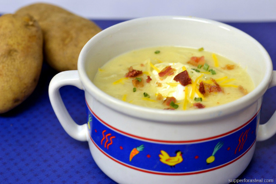 Loaded-Baked-Potato-Soup-Supper-for-a-Steal