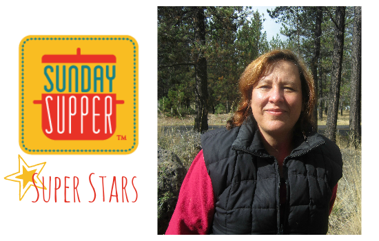 Sunday Supper Super Stars - Beate from The Not So Cheesy Kitchen
