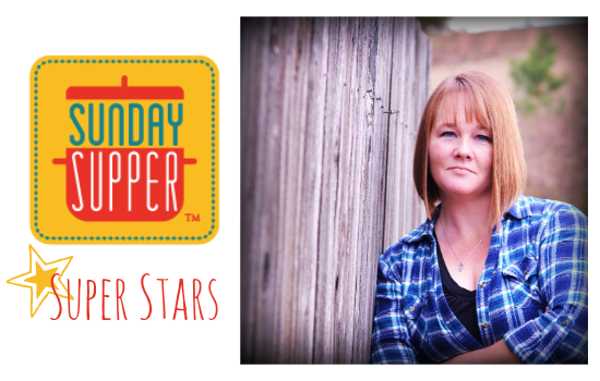 Sunday Supper Super Stars - Constance from The Foodie Army Wife