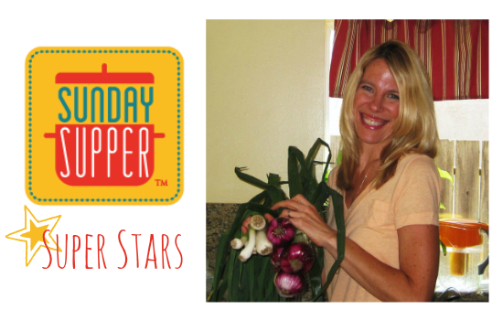 Sunday Supper Super Stars - Jen at Peanut Butter and Peppers