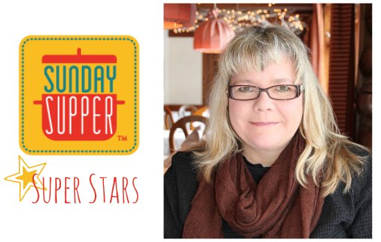 Sunday Supper Super Stars - Tara from Noshing With The Nolands