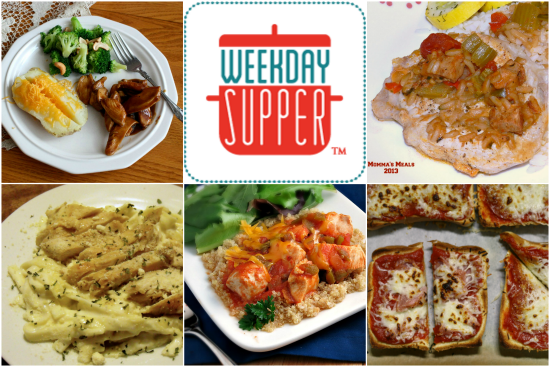 Weekday Supper 11.11-11.15