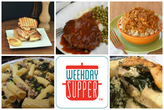Weekday Supper 12.2-12.6