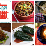 #WeekdaySupper Menu – we're seeing #RED! (2/3-2/7)