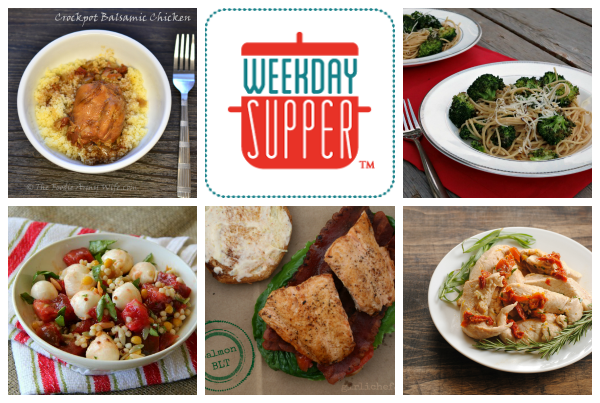 Weekday Supper 9.30-10.4