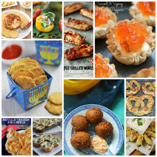 Game Day Appetizers from Hezzi-D's Books and Cooks
