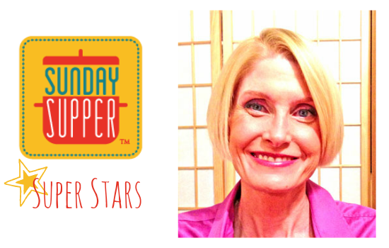 Sunday Supper Super Star: Kim from The Ninja Baker