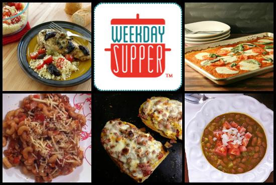Weekday Supper 2.17-2.21