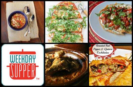 Weekday Supper Menu 2.24-2.28