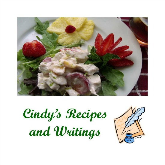 Cindy's Recipes and Writings logo