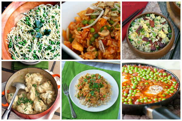Green Peas Recipes 2