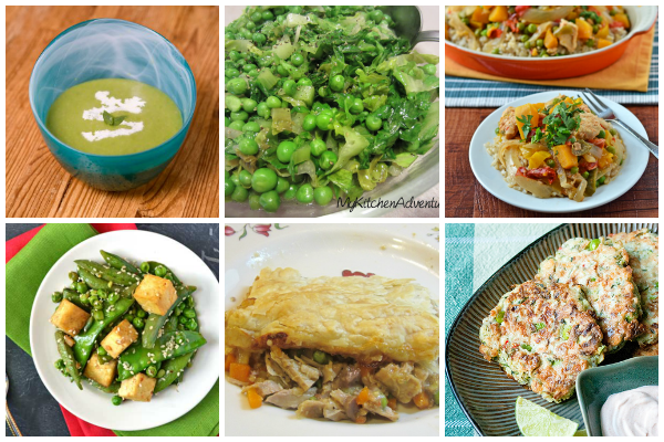 Green Peas Recipes 4