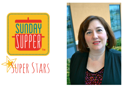 Sunday Supper Super Stars - Wendy from The Weekend Gourmet