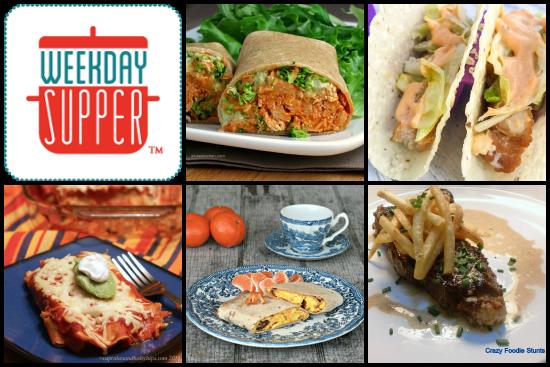 Weekday Supper 3.31-4.4