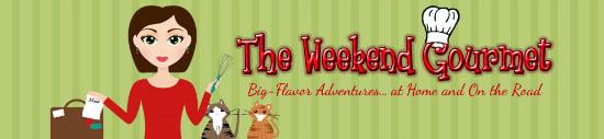 The Weekend Gourmet logo