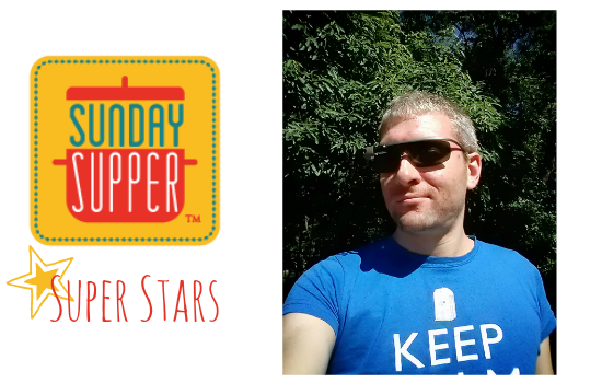Sunday Supper Super Stars - TR from Gluten Free Crumbley