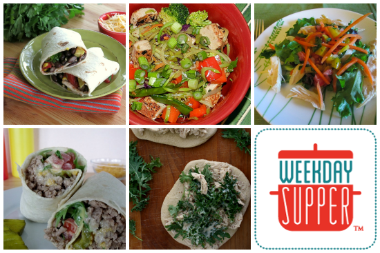 Weekday Supper 4.21-2.25