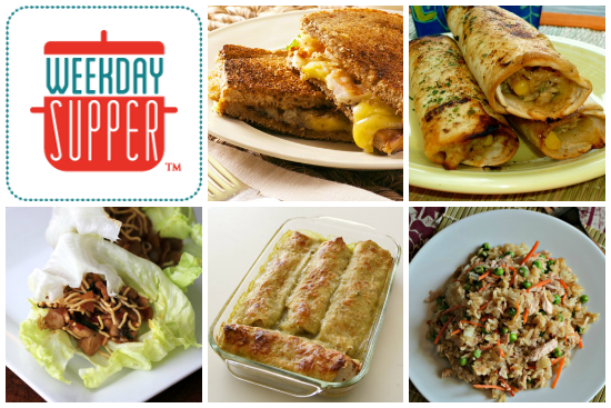 Weekday Supper 4.28-5.2