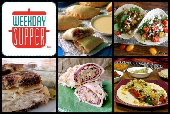 Weekday Supper 4.7-4.11
