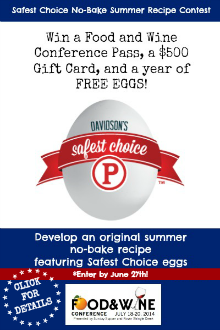afest Choice No-Bake Summer Recipe Contest