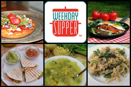 Weekday Supper 5.26-5.30