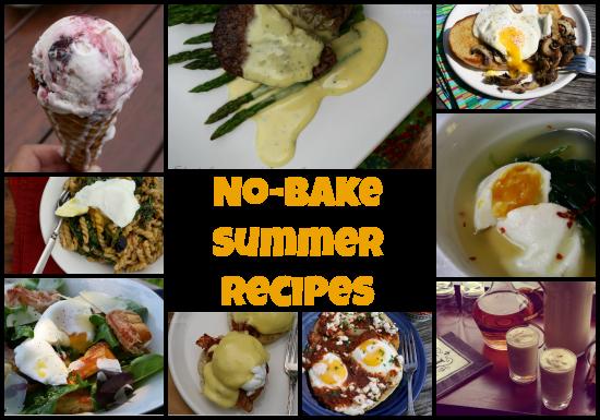 No Bake Summer Recipes featuring Safest Choice eggs