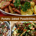 A Potato Salad Possibilities #SundaySupper Menu Preview