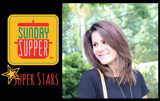 Sunday Supper Super Stars - Katie from Ruffles & Truffles