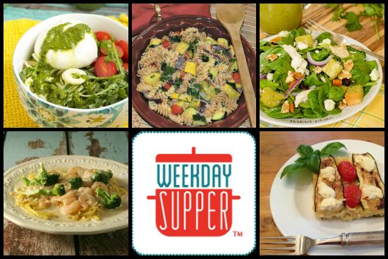 Weekday Supper 6.9-6.13