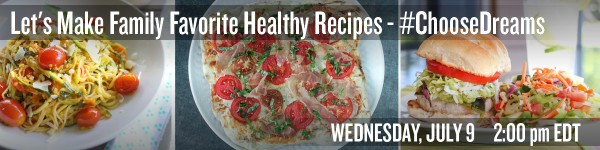 Healthy Recipes the Family will Love