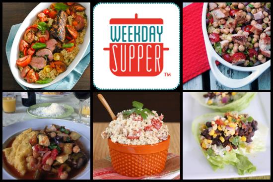 Weekday Supper 8.4-8.8