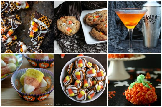 Creepy Clever and Fun Halloween Recipes