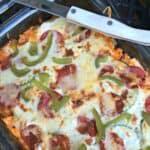 Gluten Free Zucchini Lasagna #WeekdaySupper