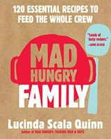 Mad Hungry Family cookbook cover