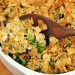 Fish and Chips Casserole #WeekdaySupper