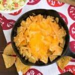 Skillet Taco Pie #WeekdaySupper #McSkilletSauce