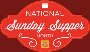 National SundaySupper Month
