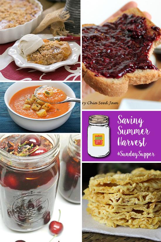 5 food preservation tips and saving the summer harvest menu saving summer harvest sundaysupper forumfinder Choice Image