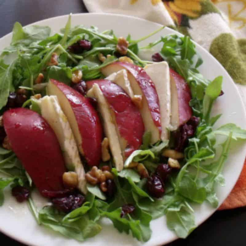 ... And Brie Salad With Cashews And Dried Cranberries Recipes — Dishmaps