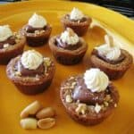 Snickers Cookies Cups