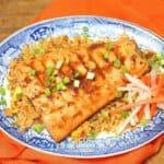 Ginger Citrus Grilled Salmon #WeekdaySupper