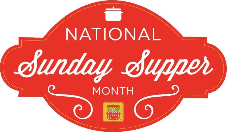 January is National Sunday Supper Month