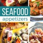 Save Seafood Appetizers on Pinterest