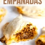 puerto rican baked empanadas meat-pies pinterest