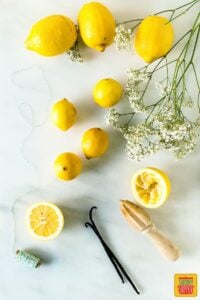 Lemon curd and photo styling #SundaySupper