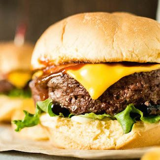 BBQ Burgers and Photo Styling Tips #SundaySupper
