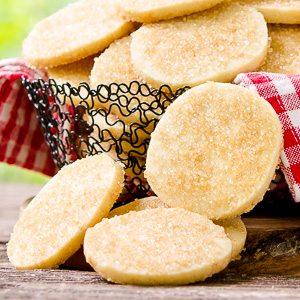 Classic Sugar Cookies - #SundaySupper Cookie Jar