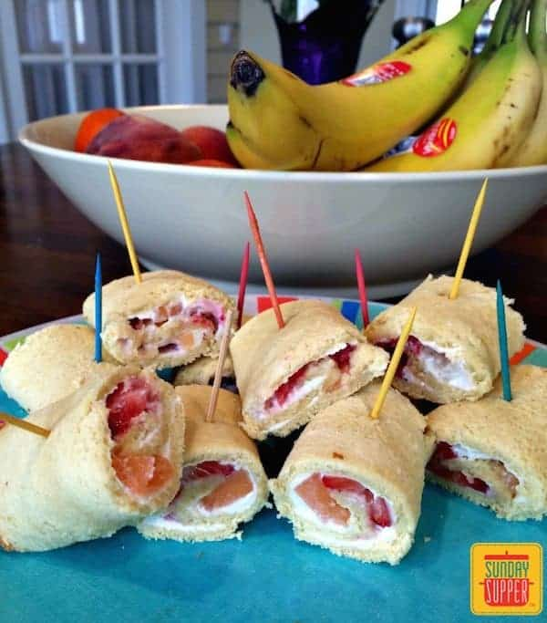 make picnic food fun #SundaySupper