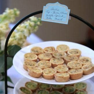 stress free bridal shower #SundaySupper